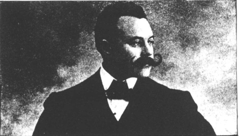 Edmund Desbonnet el primer entrenador culturista