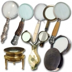 Magnifying Glasses and Lenses