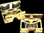Stereoscope: Vistascreen 3D Viewer in Original Box - click to enlarge.