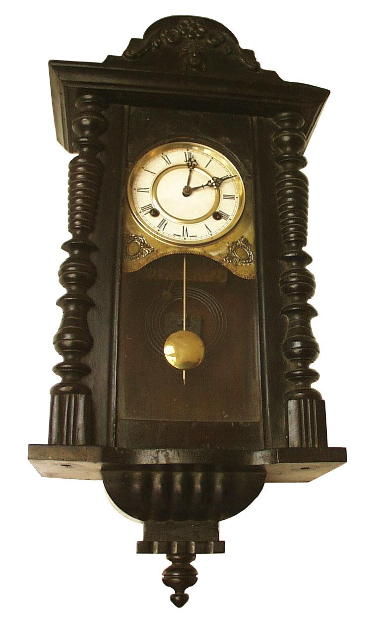 On sale early 20th century german pendulum wall clock for German pendulum wall clocks