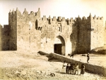 Jerusalem Damascus Gate and the Tomb of the Virgin by Zangaki Bro...