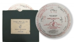 Consett Iron Co Ltd Circular Weight Calculator by Fearns and Mear