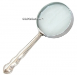 Silver Handled Magnifying Glass