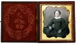 Daguerreotype of a Woman - Mid 19th Century