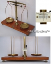 Precision Gold and Gem Analytical Scales by Philip Harris,...