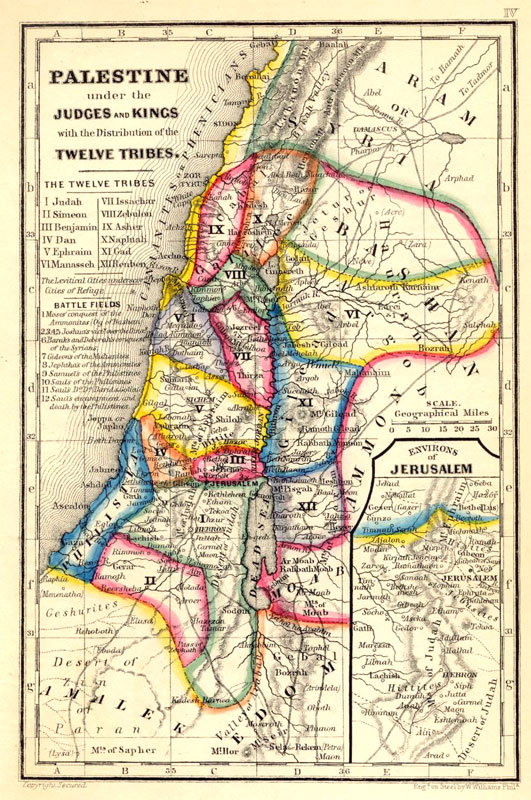 Biblical Map of Palestine under the Judges and Kings 1864 ... on signposts of the times, jordan river israel bible times, map of middle east during bible times, map of moab bible times, map of bethel in bible times, maps from the bible, maps of babylonian conquest of judah, maps of the bible then and now, map of corinth in bible times, maps of ancient israel bible, map of sea of galilee in bible times, map of ancient bible times, maps of bible history online, map of shechem in bible times, israel in roman times, maps of middle east in time of moses, israel in new testament times, maps of roman empire over time, maps of mesopotamia that you can label, maps of babylon bible,