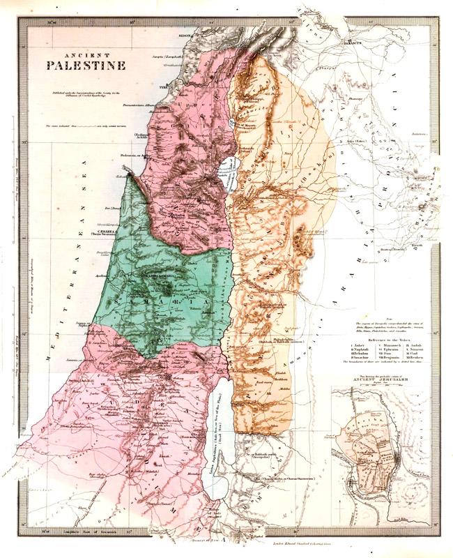 SDUK Map of Ancient Pa...