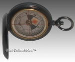Early 20th Century Dry Watch Compass