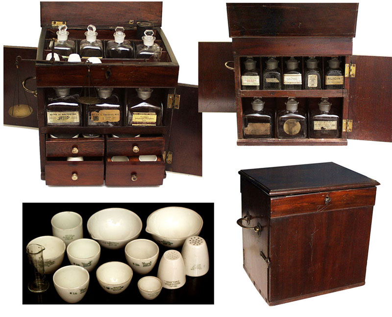 Guies: Apothecary Cabinet Plans