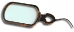 Rectangular Faux Tortoiseshell Magnifying Glass
