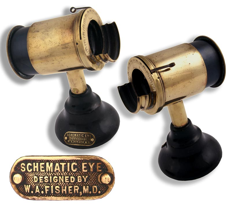 Fisher Schematic Eye Viewer for Teaching Ophthalmology - Gilai ...
