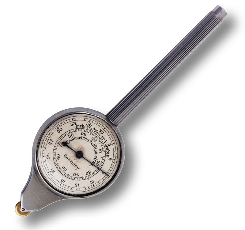 german map measure gilai collectibles