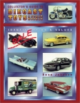 SALE Collector's Guide to Diecast Toys and Scale Models.