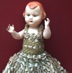 Czech Composition Doll.