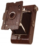 Kodak No.2 Hawkette Folding Camera.