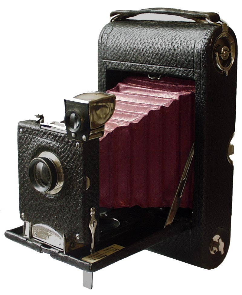 Pocket Kodak Camera. No. 3 model A - click to enlarge.