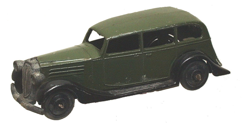 RARE Olive Colored Vauxhall  30 - click to enlarge.