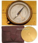 Geologist Stratum Compass With Inclinometer by Breithaupt...