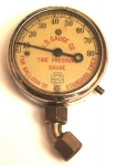 Pressure Gauge for Balloons or Tires by the U.S. Gauge...