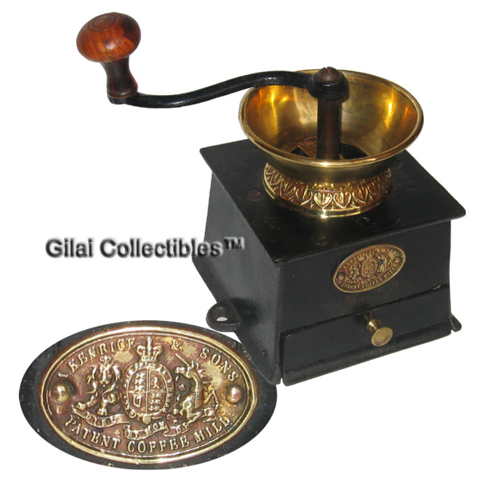Cast Iron Coffee Grinder Bing Images