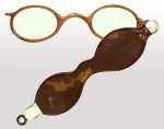 Lorgnette Eyeglasses Early 19th Century Tortoiseshell and...