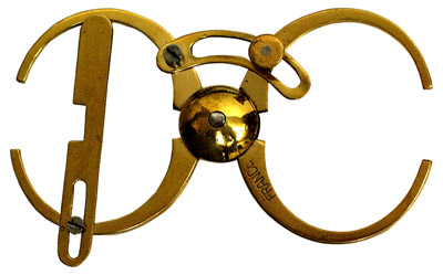 Watchmakers Adjustable Caliper - click to enlarge.