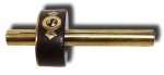 Brass and Ebony Mortise Gauge