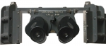 Reconnaissance Photogrammetry Mirror Stereoscope Type S.V.2 C.F.C - click to enlarge.