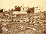 Tomb of David on Mount Zion by Felix Bonfils ca. 1870